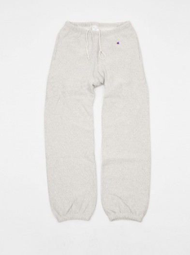 PRESENT LONDON - CHAMPION REVERSE WEAVE TRACKPANT GREY